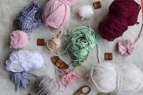 yarn selection